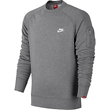 Buy Nike Ace Fleece Sweatshirt Online at johnlewis.com