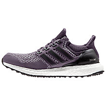 Buy Adidas Ultra Boost Women's Running Shoes, Purple Online at johnlewis.com