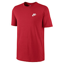 Buy Nike Futura T-Shirt Online at johnlewis.com