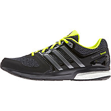 Buy Adidas Questar Boost Techfit Men's Running Shoes Online at johnlewis.com