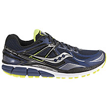 Buy Saucony Echelon 5 Men's Running Shoes, Navy Online at johnlewis.com