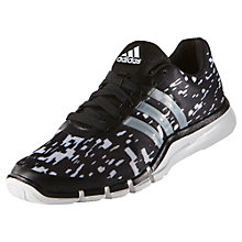 Buy Adidas Adipure 360.2 Prima Women's Training Shoes, Black Online at johnlewis.com