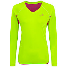 Buy Ronhill Vizion Long Sleeve Running Top Online at johnlewis.com