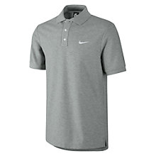 Buy Nike Matchup Polo Shirt, Dark Grey Heather Online at johnlewis.com