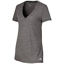 Buy Adidas Tri-Blend Training T-Shirt Online at johnlewis.com
