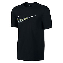 Buy Nike Sneaker Tribe Swoosh T-Shirt Online at johnlewis.com