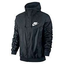Buy Nike Windrunner Running Jacket Online at johnlewis.com