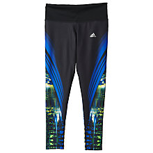 Buy Adidas Go-To Gear Long Running Tights, Multi Online at johnlewis.com