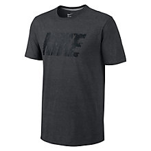 Buy Nike Camo Spill T-Shirt Online at johnlewis.com