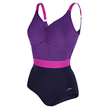Buy Speedo Crystalshine One Piece Swimsuit Online at johnlewis.com
