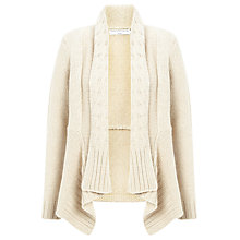 Buy John Lewis Capsule Collection Cable Knit Cardigan Online at johnlewis.com