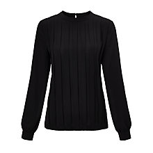Buy Bruce by Bruce Oldfield Pleat Blouse Online at johnlewis.com