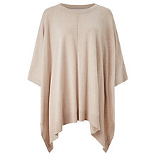 Buy John Lewis Capsule Collection Knitted Poncho Online at johnlewis.com