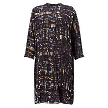 Buy Kin by John Lewis Oversized Shirt Dress, Multi Online at johnlewis.com