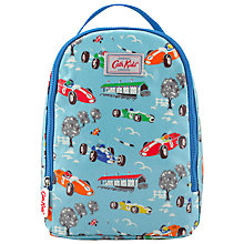 Buy Cath Kidston Children's Racing Cars Lunch Bag, Blue Online at johnlewis.com