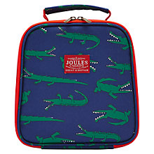 Buy Little Joule Munch Lunch Bag, Blue Online at johnlewis.com