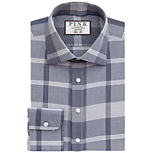 Buy Thomas Pink Mills Slim Fit Check Shirt Online at johnlewis.com