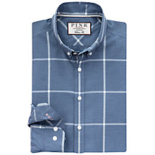 Buy Thomas Pink Hollywell Classic Fit Check Shirt Online at johnlewis.com