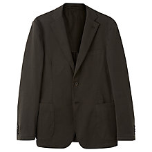 Buy Aquascutum Lacey Cotton Blazer, Green Online at johnlewis.com