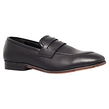 Buy KG by Kurt Geiger Saddle Leather Loafers Online at johnlewis.com