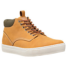 Buy Timberland Earthkeepers Adventure Cupsole Chukka Boots, Burnished Wheat Nubuck Online at johnlewis.com