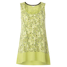 Buy White Stuff Vespa Vest, Green Online at johnlewis.com
