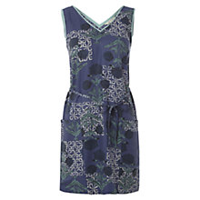 Buy White Stuff Reflect Tunic Dress, Blue Online at johnlewis.com