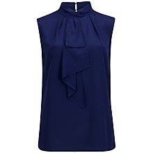 Buy Ted Baker Syna Frill Neck Silk Top Online at johnlewis.com
