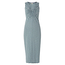 Buy White Stuff Loco Loco Dress, Teal Online at johnlewis.com