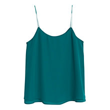 Buy Mango Flowy Vest Top Online at johnlewis.com