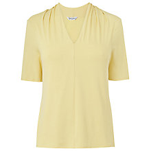 Buy L.K. Bennett Claro Jersey Top Online at johnlewis.com