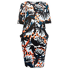 Buy Whistles Frou Frou Floral Dress, Multi Online at johnlewis.com