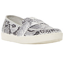 Buy Dune Enzo Slip On Loafer Trainers Online at johnlewis.com