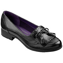 Buy Hotter Shipley Kiltie Tassel Leather Loafers Online at johnlewis.com