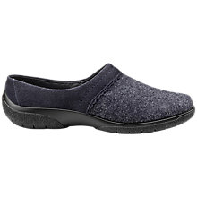 Buy Hotter Devotion Textured Slippers Online at johnlewis.com