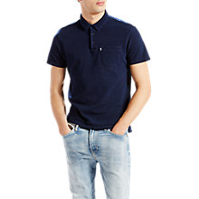 Buy Levi's Sunset Polo Shirt, Indigo Online at johnlewis.com