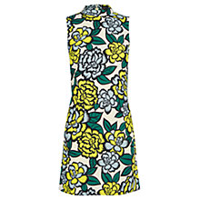Buy Warehouse Floral Shift Dress, Multi Online at johnlewis.com