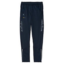 Buy Adidas Boys' Messi Tiro Training Trousers, Navy Online at johnlewis.com