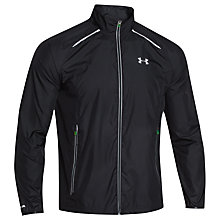 Buy Under Armour Storm Launch Running Jacket, Black Online at johnlewis.com