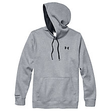 Buy Under Armour Storm Hoodie, Grey Heather Online at johnlewis.com
