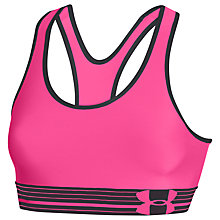 Buy Under Armour HeatGear Alpha Sports Bra Online at johnlewis.com