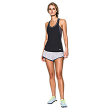 Buy Under Armour Alpha Mesh Tank Top, Black Online at johnlewis.com