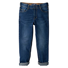 Buy Mango Kids Boys' Skinny Denim Jeans, Blue Online at johnlewis.com