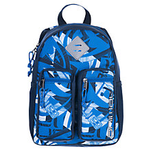 Buy Animal Children's Rally Small Backpack, Blue Online at johnlewis.com