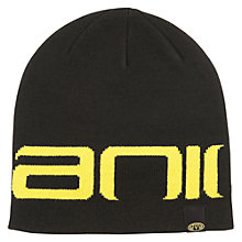 Buy Animal Children's Logo Beanie, Black, One Size Online at johnlewis.com