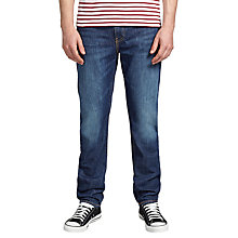 Buy Levi's 522 Slim Tapered Jeans, Scandia Online at johnlewis.com