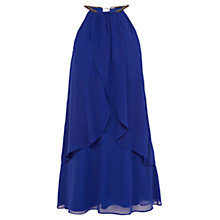 Buy Coast Marley Dress, Cobalt Blue Online at johnlewis.com