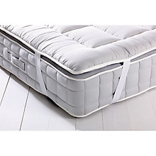 Buy John Lewis Pocket Ortho Comfort Layer Mattress Topper Online at johnlewis.com