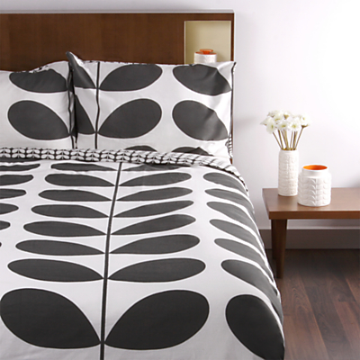Orla Kiely Giant Stem Flannelette Bedding