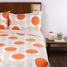 Buy Orla Kiely Giant Flower Spot Bedding Online at johnlewis.com
